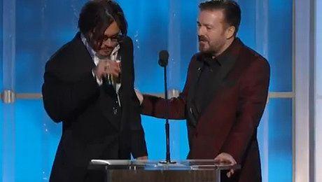 Ricky Gervais znów poniża gwiazdy