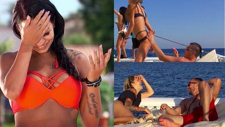 Ex na plaży POWRACA Faceci i afera Najlepsze wakacje życia