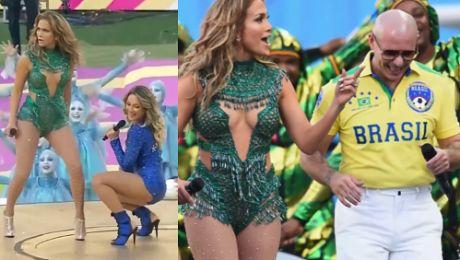 Zobacz występ Jennifer Lopez na otwarciu Mundialu
