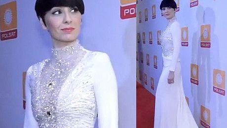 Tatiana Okupnik w hollywoodzkim stylu