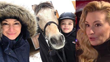 Wojciechowska zmartwiona pasją córki Zadzwoniłam do Karoliny Ferenstein Kraśko żeby wypytać się o wszystko