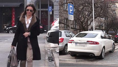Rusin znów ma problemy z parkowaniem