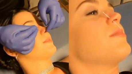 Katy Perry pokazała jak przekłuwa sobie nos