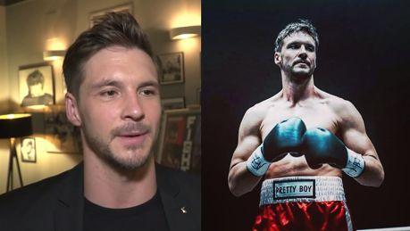 Mikołaj Roznerski Jestem fighterem Musiałem zagrać zawodowego boksera i presja była ogromna