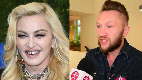 Juror Supermodelka Plus Size Madonna wchodzi na plan i ustawia światła Mówi co masz wyretuszować