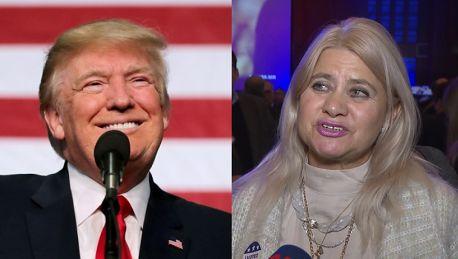 Mama Kisio Trochę boję się Trumpa To człowiek nieobliczalny ma ADHD