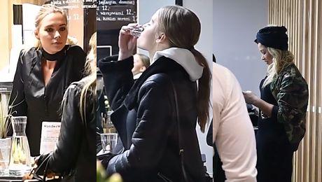 Kubicka z celebrytkami promują soki WIDEO