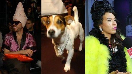 Nietypowe kreacje na Fashion Week Poland