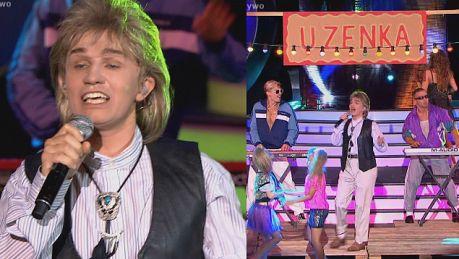 Kuba Molęda śpiewa hit disco polo Wygrał odcinek