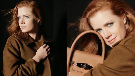 Zamyślona i seksowna Amy Adams w nowej kampanii