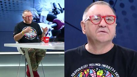 Owsiak atakuje rząd Ruch jak w PRL u