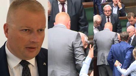 Poseł Nowoczesnej wspomina starcie z Kaczyńskim Zerwano z niego maskę Przerażający człowiek motywowany zemstą