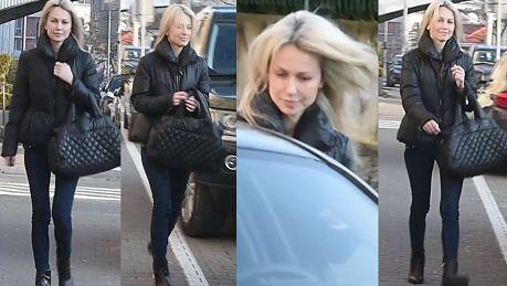 Magda Ogórek spędziła kilka godzin u fryzjera WIDAĆ