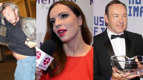 Wendzikowska marzy o wywiadzie z Kevinem Spacey i Seanem Pennem Mam na mojej liście marzeń trudniejsze i ambitniejsze przypadki
