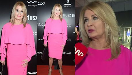 Jeżowska wspomina początki kariery Nie było ścianek i stylistów NORMALNA CIĘŻKA PRACA
