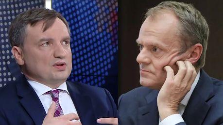 Zbigniew Ziobro ostrzega przed Donaldem Tuskiem Nie ufam mu