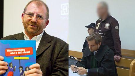 10 miesięcy więzienia za pobicie profesora który mówił po niemiecku Nie poczuwam się jako rasista