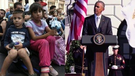 Obama Musimy okazać miłosierdzie uchodźcom i imigrantom To przesłanie od Boga