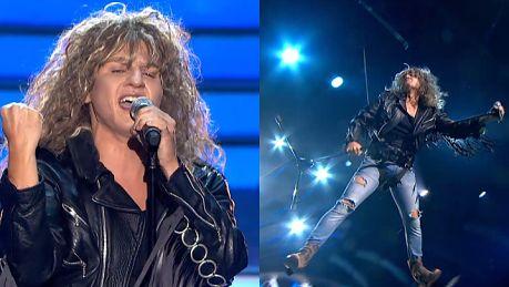 Molęda jako Bon Jovi UNOSI SIĘ nad ziemią