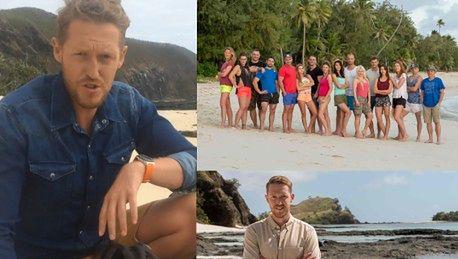 Nowa twarz Polsatu promuje Wyspę przetrwania Wyobrażacie sobie spakować całe życie w jeden plecak