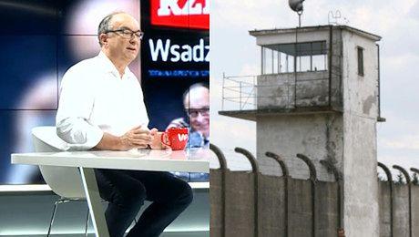 Włodzimierz Czarzasty niespełna rozumu Wprowadzę SLD do Sejmu i osądzę PiS