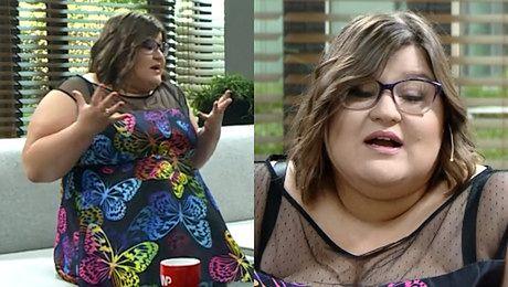 Dominika Gwit znowu o swojej figurze WIEM ŻE JESTEM GRUBA Otyłość jest chorobą