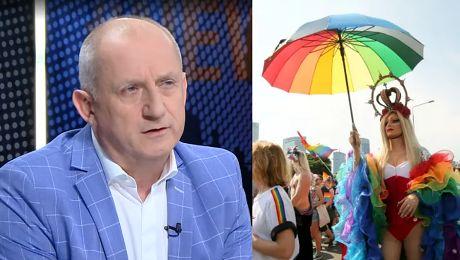 Sławomir Neumann o tęczowej mszy na Paradzie Równości Nie będę przepraszał