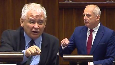 Neumann o słowach Kaczyńskiego HANIEBNE OCZEKUJEMY PRZEPROSIN Podejmiemy kroki prawne