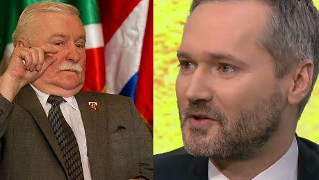 Syn Wałęsy oskarża Pojawienie się teczek mogło być zaplanowaną akcją Ojciec chciał zrobić debatę w IPN o Bolku