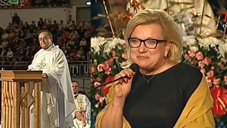 Beata Kempa dziękuje ojcu Rydzykowi za te 24 lata