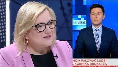 Beata Kempa o paskach TVP To bardzo proste komunikaty