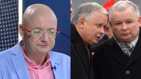 Michał Kamiński Jarosław Kaczyński szkodzi pamięci brata