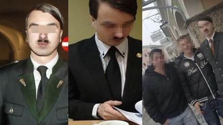 W Austrii zatrzymano sobowtóra… Adolfa Hitlera