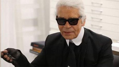 Nowa kolekcja okularów Lagerfelda