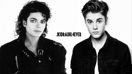 Bieber śpiewa z JACKSONEM