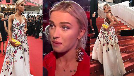 Maffashion zachwyca się Cannes Byłam tylko trzy dni Od dziecka marzyłam o tym żeby się tam pojawić