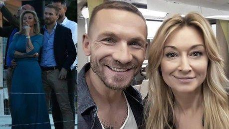 TVN promuje romansem Wojciechowskiej nowe show Martynie nie jest potrzebna ustawka