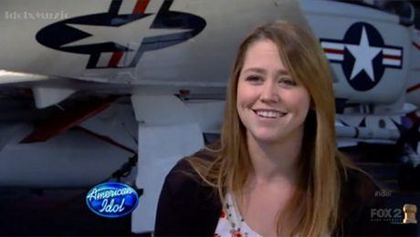 Córka Jima Carreya w Idolu PODOBNA