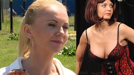Olga Borys Mężczyzn ładnym wyglądem łatwiej skusić do grzechu