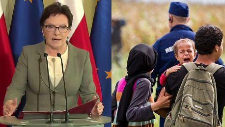 Kopacz o uchodźcach W razie zagrożenia przywrócimy kontrole graniczne