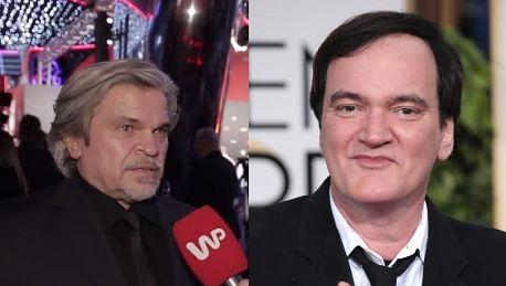 Boberek odpływa Tarantino i Vega robią podobne filmy To męskie kino
