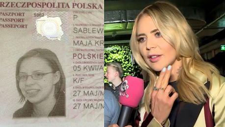 Sablewska rozlicza się z przeszłością Uciekałam w ciuchy Inni uciekali w fajeczki i wineczko