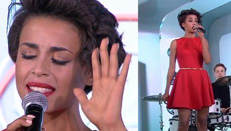 Ola Szwed śpiewa w Dzień Dobry TVN