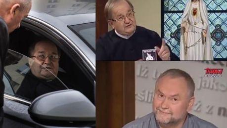 Skąd bezdomny miał pieniądze na auta dla Rydzyka Wygrał w totka 1 350 000 złotych