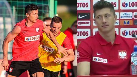 Lewandowski komentuje plotki transferowe Nie myślę o sprawach klubowych Liczy się tylko mundial