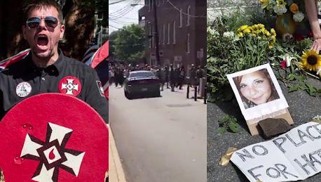 Hollywood komentuje tragedię w Charlottesville Nie ma białej Ameryki