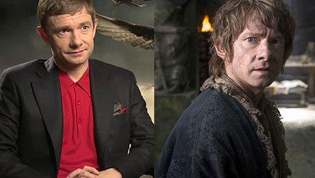Gwiazdor Hobbita Ludzie nie mają pojęcia kim jestem