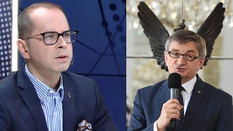 Szczerba domaga się dymisji Kuchcińskiego Przerasta go ta funkcja Narusza powagę Sejmu