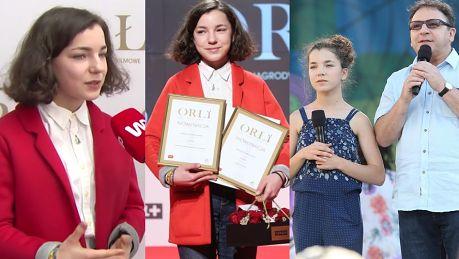 Córka Zamachowskiego walczy o polskie Oscary Tata jest dumny chce żebym wygrała