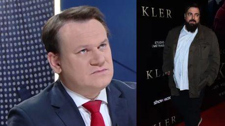 Dominik Tarczyński o filmie Sekielskiego W żaden sposób nie imponuje mi jego praca